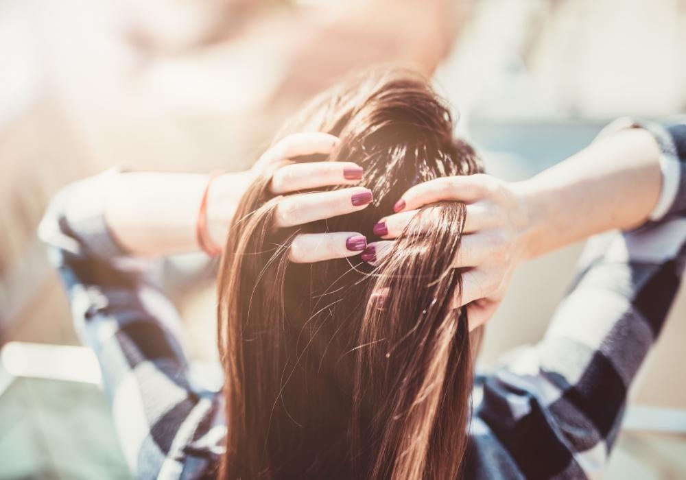Einfache Frisuren für dünnes Haar