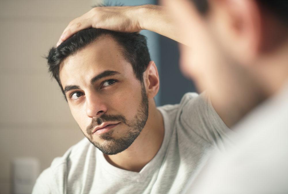 Mit Minoxidil den Haarausfall aufhalten