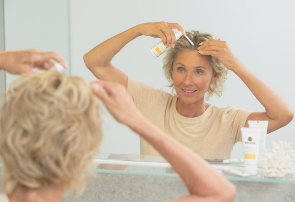 Welche Produkte helfen können bei Haarausfall